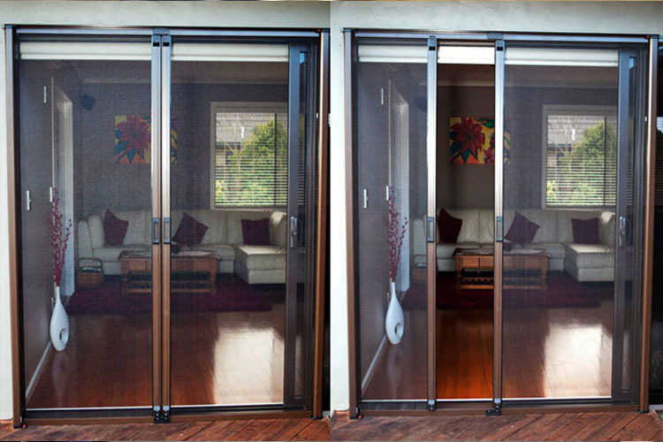 Fly screens wairarapa fly screen wellington kapiti for Insect screens for french doors